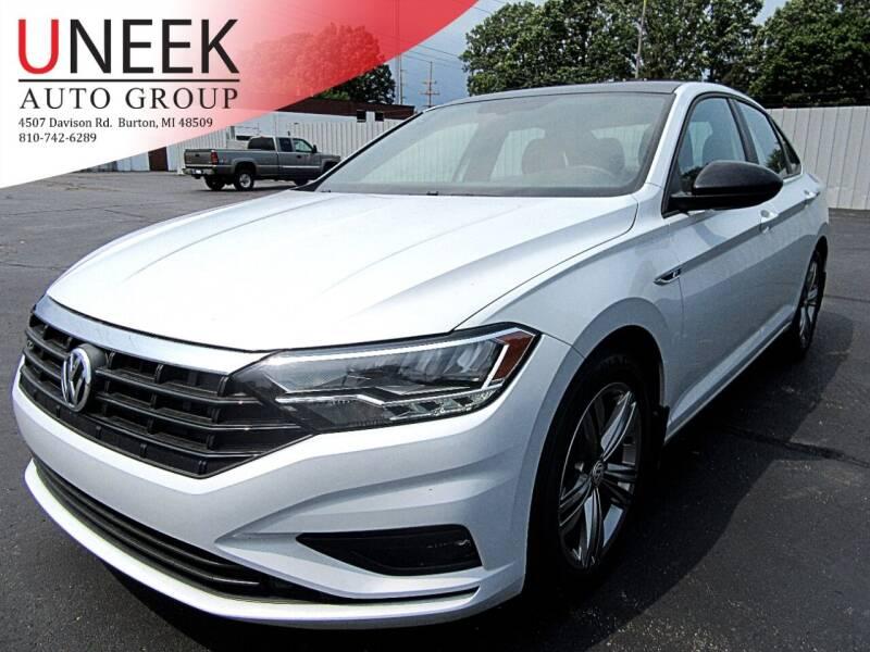 2019 Volkswagen Jetta for sale at Uneek Auto Group LLC in Burton MI