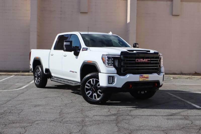 2021 GMC Sierra 2500HD for sale at El Compadre Trucks in Doraville GA