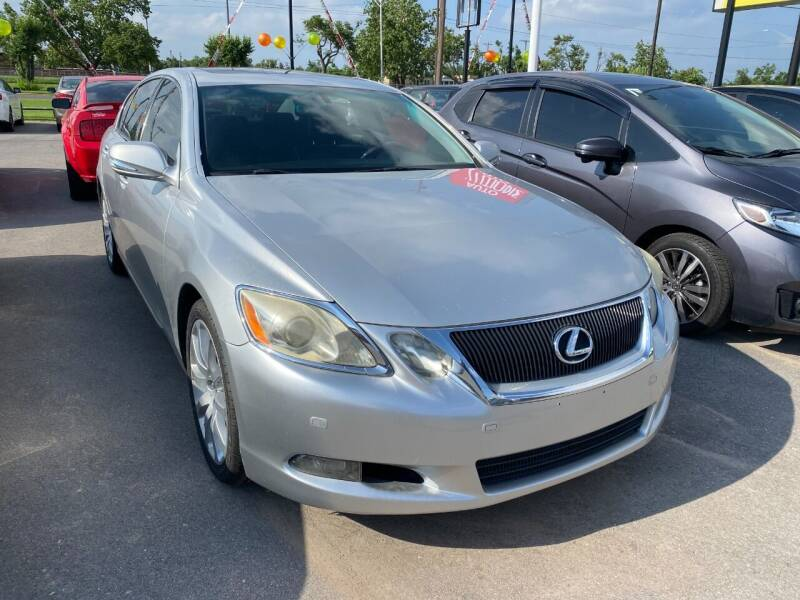 2008 Lexus GS 460 for sale at Auto Solutions in Warr Acres OK