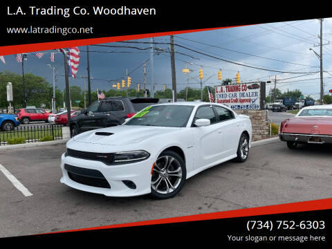 2020 Dodge Charger for sale at L.A. Trading Co. Woodhaven - L.A. Trading Co. Detroit in Detroit MI