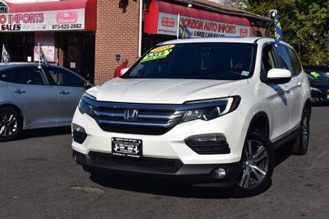 2018 Honda Pilot for sale at Foreign Auto Imports in Irvington NJ