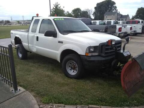 2004 Ford F-350 Super Duty for sale at ARK AUTO LLC in Roanoke IL
