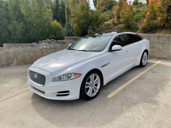 2012 Jaguar XJL for sale at Legend Auto Sales Inc in Lemon Grove CA