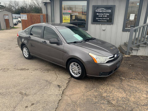 2009 Ford Focus for sale at Rutledge Auto Group in Palestine TX