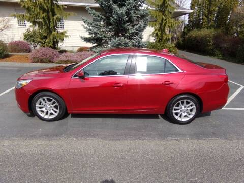 2013 Chevrolet Malibu for sale at Signature Auto Sales in Bremerton WA