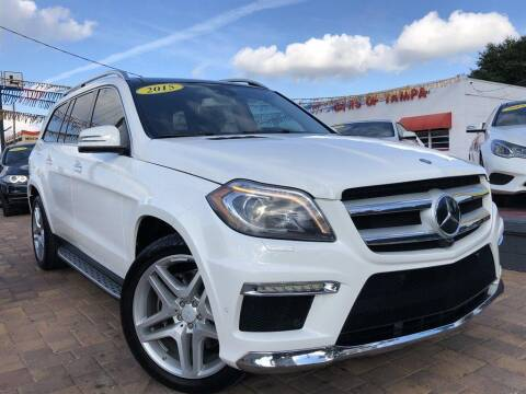 2015 Mercedes-Benz GL-Class for sale at Cars of Tampa in Tampa FL