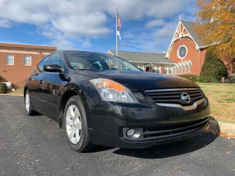 2009 Nissan Altima for sale at Automax of Eden in Eden NC