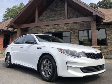 2017 Kia Optima for sale at Auto Solutions in Maryville TN