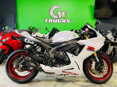 2017 Suzuki Gsxr 750 for sale at GW Trucks in Jacksonville FL