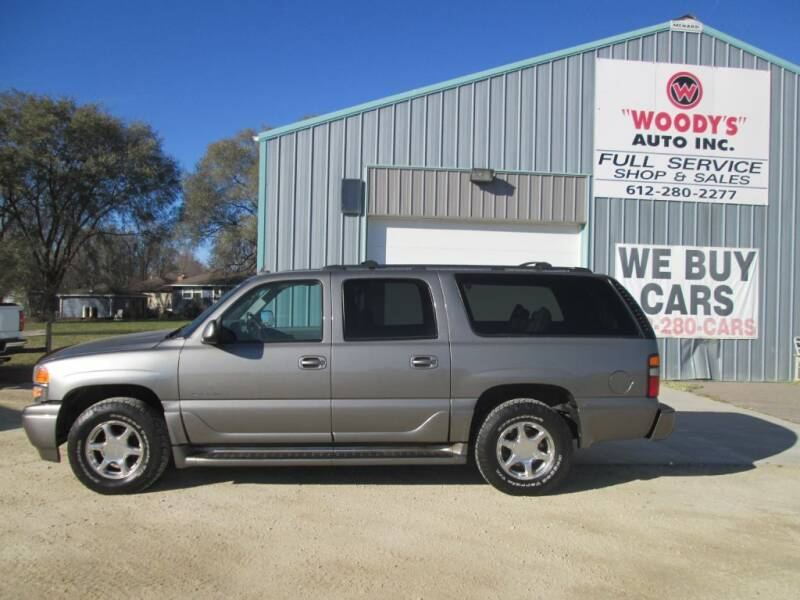 2006 GMC Yukon XL for sale at Woody's Auto Sales Inc in Randolph MN