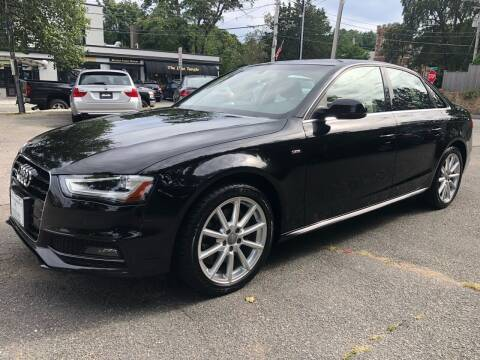 2016 Audi A4 for sale at Beverly Farms Motors in Beverly MA
