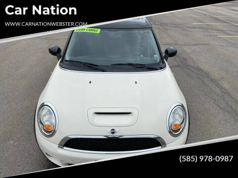 2010 MINI Cooper Clubman for sale at Car Nation in Webster NY