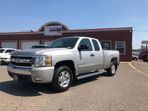 2008 Chevrolet Silverado 1500 for sale at Family Auto Finance OKC LLC in Oklahoma City OK