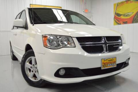 2012 Dodge Grand Caravan for sale at Performance car sales in Joliet IL