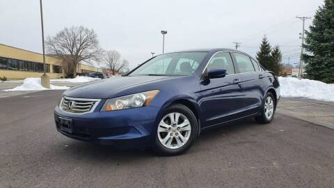 2008 Honda Accord for sale at JT AUTO in Parma OH