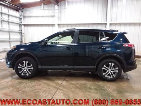 2018 Toyota RAV4 for sale at East Coast Auto Source Inc. in Bedford VA