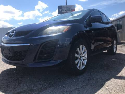 2011 Mazda CX-7 for sale at Texas Country Auto Sales LLC in Austin TX