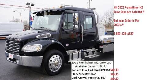2022 Freightliner M2 Crew Cab for sale at Ricks Auto Sales, Inc. in Kenton OH