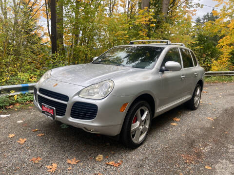 2004 Porsche Cayenne for sale at Maharaja Motors in Seattle WA