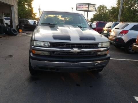 2000 Chevrolet Silverado 1500 for sale at Roy's Auto Sales in Harrisburg PA