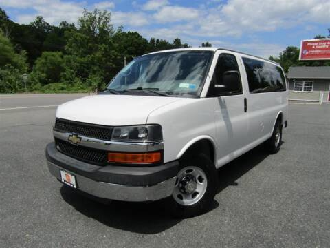 2014 Chevrolet Express Passenger for sale at Guarantee Automaxx in Stafford VA
