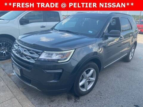 2018 Ford Explorer for sale at TEX TYLER Autos Cars Trucks SUV Sales in Tyler TX