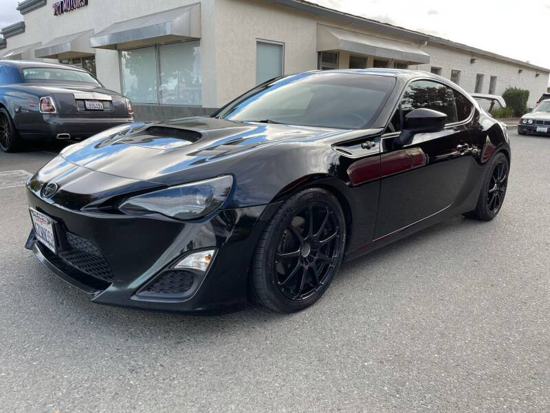 2013 Scion FR-S for sale at 707 Motors in Fairfield CA