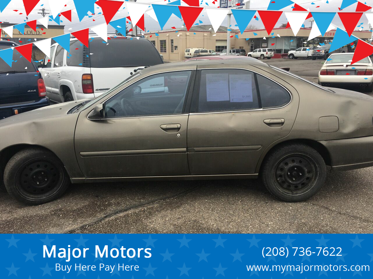 Used 2001 Nissan Altima For Sale Carsforsale Com