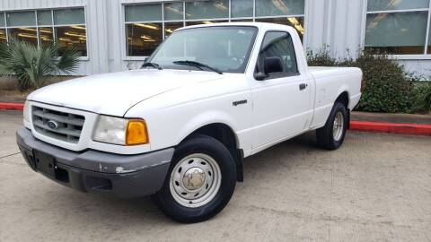 2001 Ford Ranger for sale at Houston Auto Preowned in Houston TX