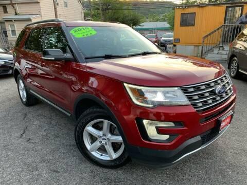 2016 Ford Explorer for sale at Auto Universe Inc. in Paterson NJ