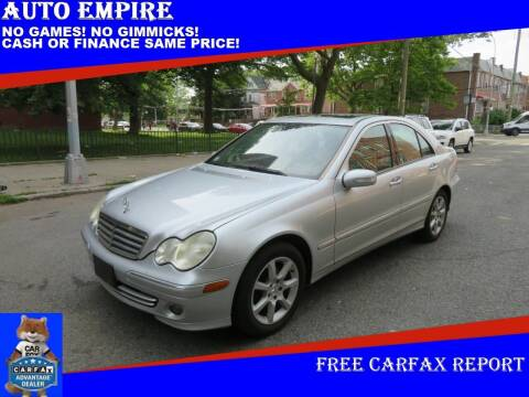 2007 Mercedes-Benz C-Class for sale at Auto Empire in Brooklyn NY