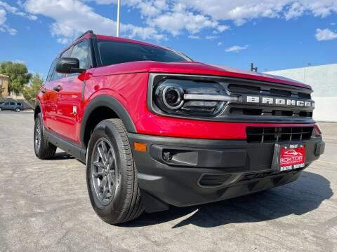 2021 Ford Bronco Sport for sale at Boktor Motors in Las Vegas NV