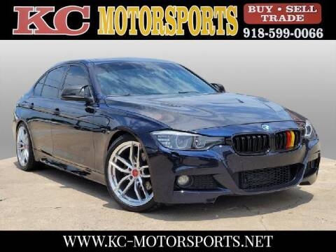 2015 BMW 3 Series for sale at KC MOTORSPORTS in Tulsa OK