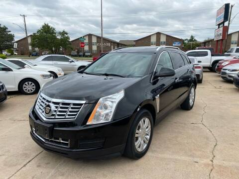 2016 Cadillac SRX for sale at Car Gallery in Oklahoma City OK
