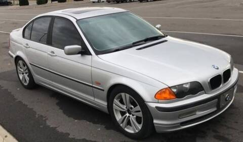 2001 BMW 3 Series for sale at D & J AUTO EXCHANGE in Columbus IN