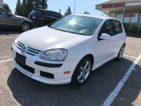 2007 Volkswagen Rabbit for sale at KARMA AUTO SALES in Federal Way WA