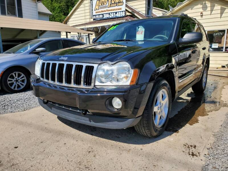 2005 Jeep Grand Cherokee for sale at Auto Town Used Cars in Morgantown WV