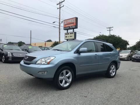 2006 Lexus RX 330 for sale at Autohaus of Greensboro in Greensboro NC
