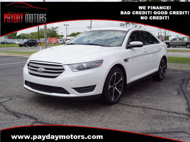 2014 Ford Taurus for sale at Payday Motors in Wichita KS
