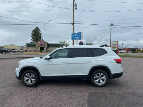 2019 Volkswagen Atlas for sale at CHEAP CARS in Missoula MT