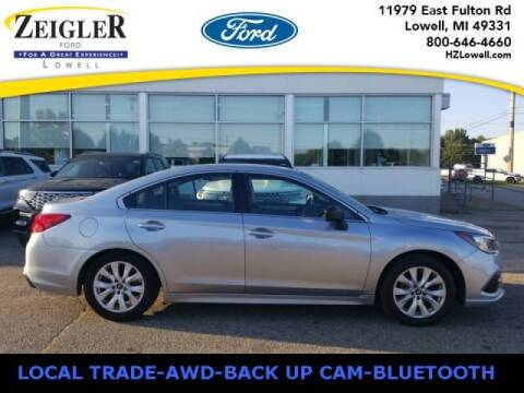 2019 Subaru Legacy for sale at Zeigler Ford of Plainwell- michael davis in Plainwell MI
