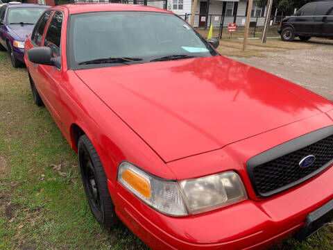 2005 Ford Crown Victoria for sale at Augusta Motors in Augusta GA
