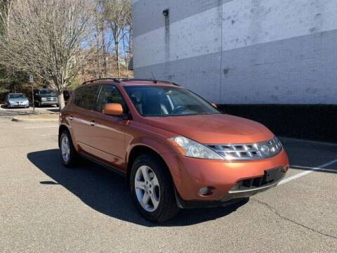 2005 Nissan Murano for sale at Select Auto in Smithtown NY