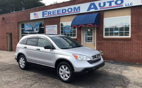 2009 Honda CR-V for sale at FREEDOM AUTO LLC in Wilkesboro NC