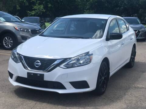 2018 Nissan Sentra for sale at Discount Auto Company in Houston TX