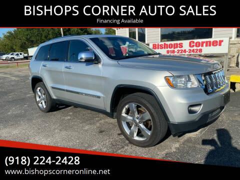 2013 Jeep Grand Cherokee for sale at BISHOPS CORNER AUTO SALES in Sapulpa OK