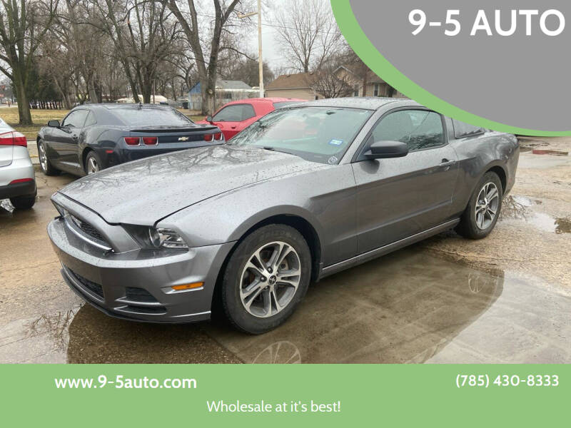 2014 Ford Mustang for sale at 9-5 AUTO in Topeka KS