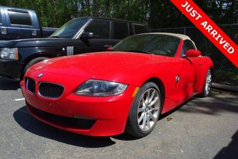 2006 BMW Z4 for sale at Brandon Reeves Auto World in Monroe NC