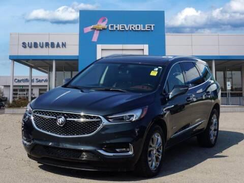 2018 Buick Enclave for sale at Suburban Chevrolet of Ann Arbor in Ann Arbor MI