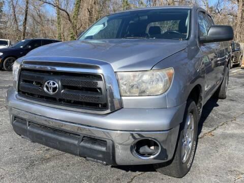 2010 Toyota Tundra for sale at Atlanta's Best Auto Brokers in Marietta GA